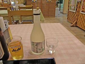 冷酒「竹生島」