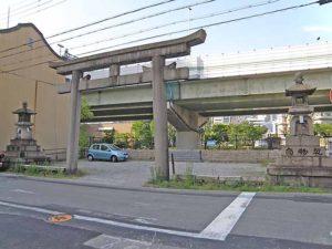 大阪天満宮 鉾流斎場