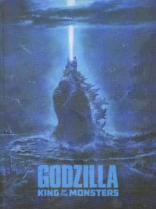 「GODZILLA KING OF THE MONSTERS」