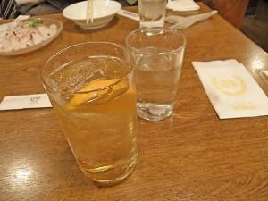 神谷バーにて05