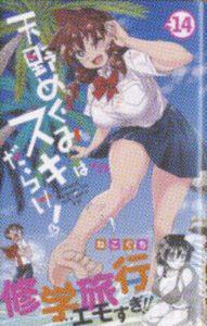 「天野めぐみはスキだらけ!」14巻