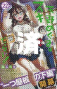 「天野めぐみはスキだらけ!」22巻